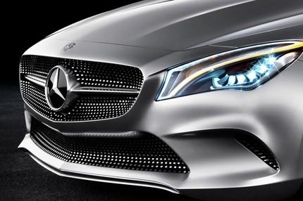 Mercedes-Benz CSC chính thức xuất hiện - ảnh 8
