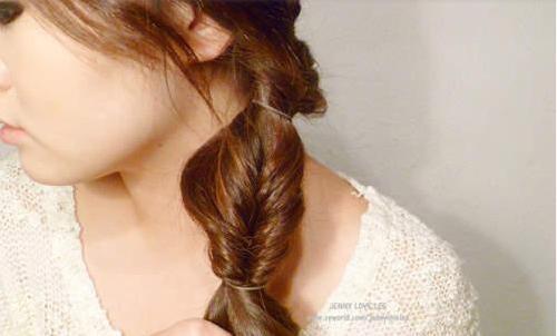 Tóc đẹp diu dàng như công chúa mùa xuân - ảnh 5