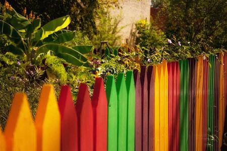 Những kiểu hàng rào độc đáo và sáng tạo nhất - ảnh 10