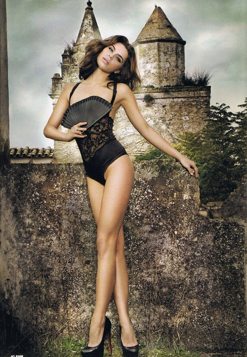Vẻ đẹp siêu gợi cảm của Liliana Matthaus - ảnh 1