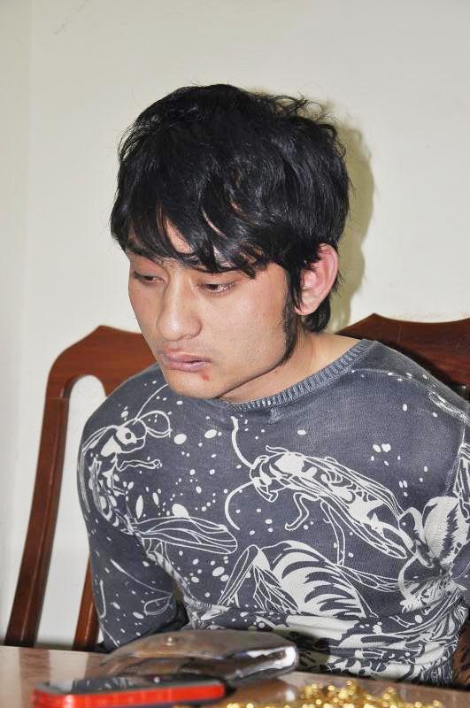 Do nợ nần cờ bạc, Nguyễn Viết Cảnh đã lao vào trộm cắp