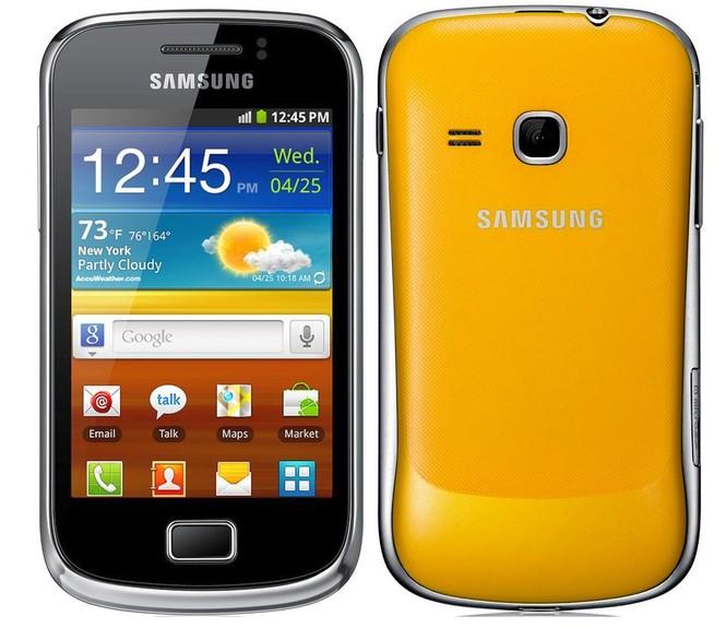 'Hậu duệ' của Samsung Galaxy Mini và Ace lộ diện - ảnh 1