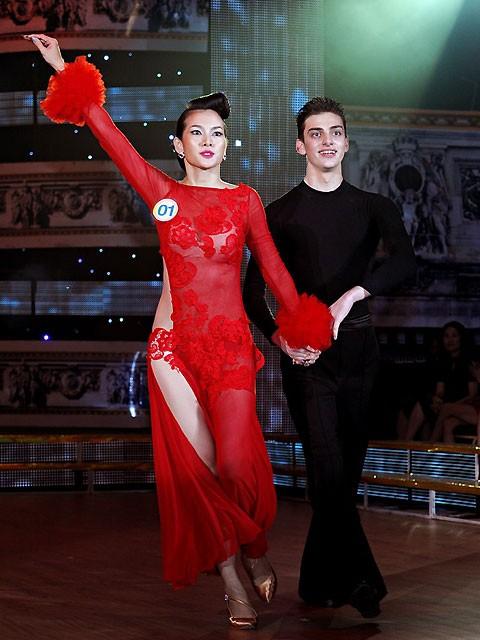 Bước Nhảy Hoàn Vũ: Trương Nam Thành bất ngờ dẫn đầu - ảnh 5