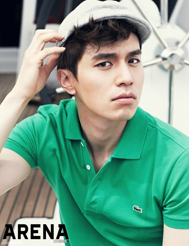 Lee Dong Wook thời thượng trên tạp chí - ảnh 5