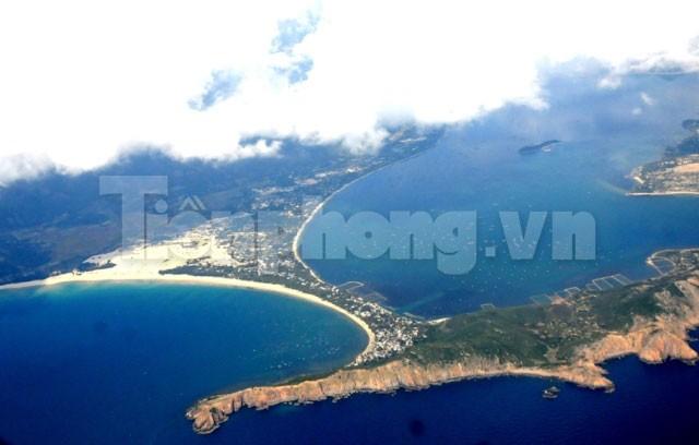 Mê hồn biển đảo Việt dưới cánh bay - ảnh 2