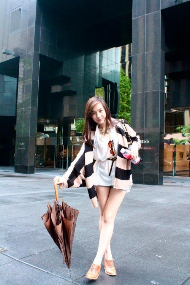 Đa phong cách cùng hot girl Mie Nguyen - ảnh 3