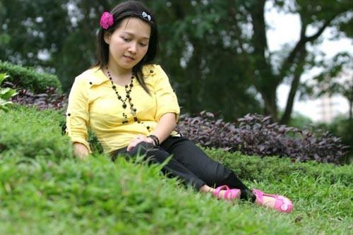 Nhà văn trẻ Trần Trà My