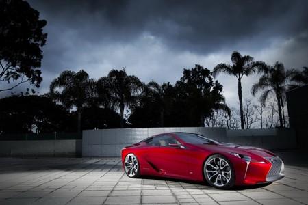 Lexus sẽ sản xuất đại trà 'quái thú' LF-LC - ảnh 8