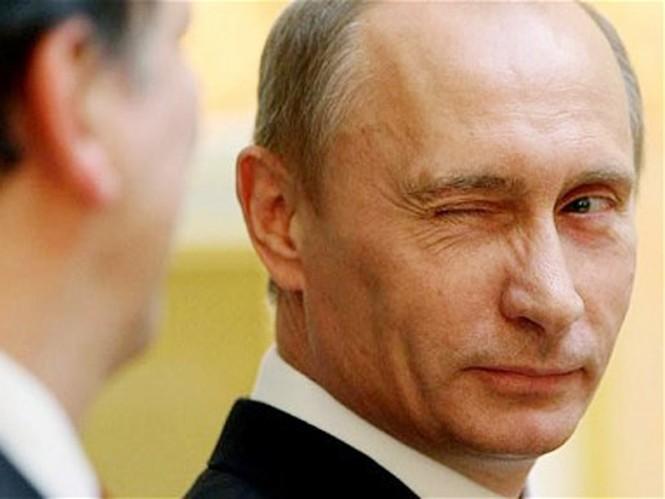 Một Putin lạc quan