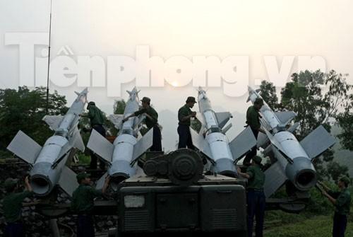 Xem 'Nỏ liên châu' S-125 Pechora truy kích phá địch - ảnh 8