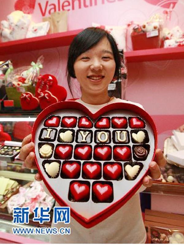 Những phong tục Valentine độc đáo trên thế giới - ảnh 8
