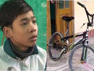Đối tượng Dương Phương Thuấn và chiếc xe đạp X game