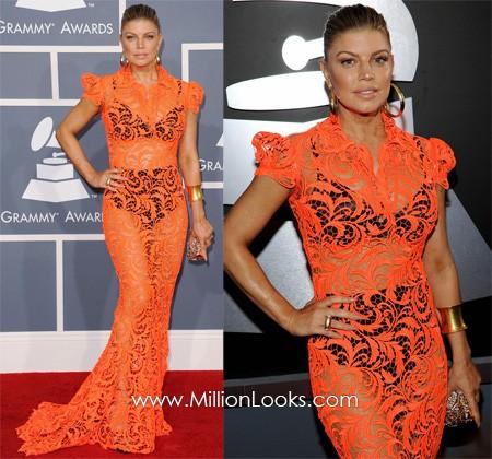 Những chiếc váy hàng hiệu tại lễ trao giải Grammy - ảnh 2