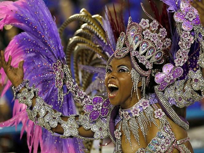 Tưng bừng lễ hội Carnival lớn nhất hành tinh - ảnh 14