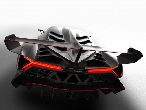 Siêu bò Lamborghini Veneno chỉ tồn tại 3 chiếc - ảnh 5