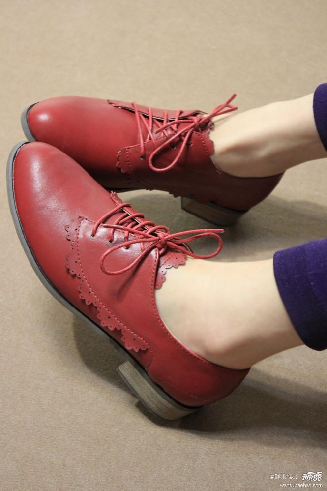 Giày oxford cho cô nàng mùa xuân - ảnh 13