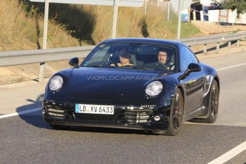 Hé lộ thông tin về Porsche 911 đời 2012 - ảnh 5