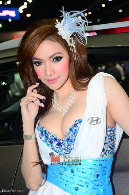 Nhan sắc ngập tràn triển lãm Bangkok 2013 - ảnh 25
