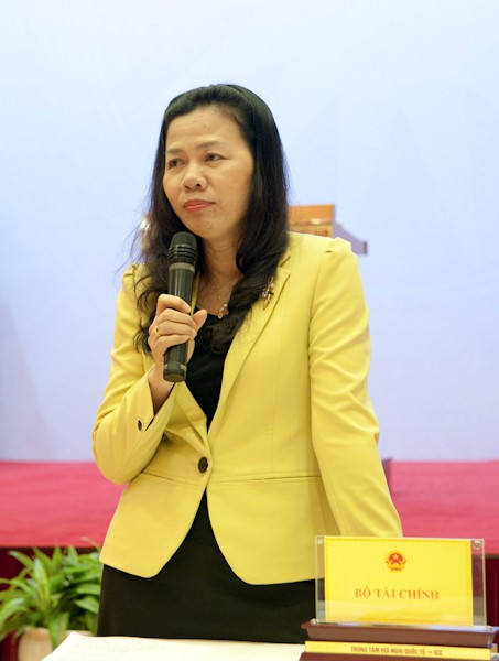 Bà Vũ Thị Mai