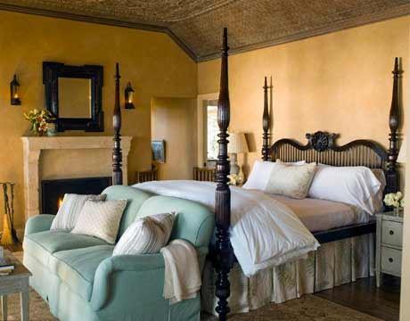 Phòng ngủ lãng mạn cho đôi uyên ương - ảnh 5