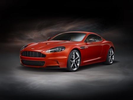 Aston Martin DBS bản coupe
