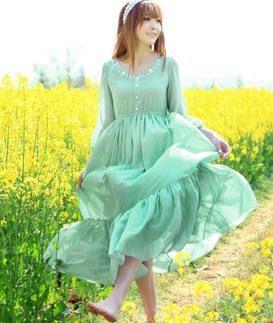 Gam xanh mát dịu cho mùa hè - ảnh 12