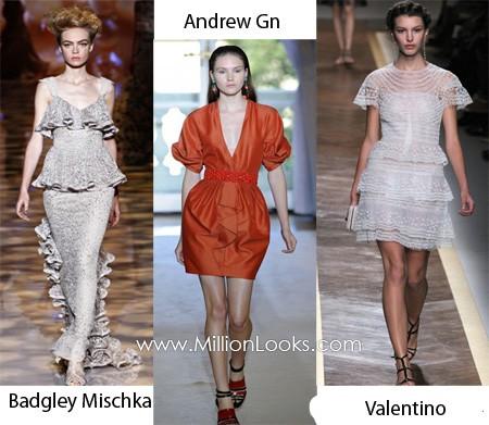 Xu hướng thời trang váy xuân hè năm 2012 - ảnh 20