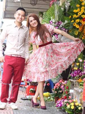 Hương Giang và Hồng Phước, đôi bạn cùng tiến trên con đường âm nhạc