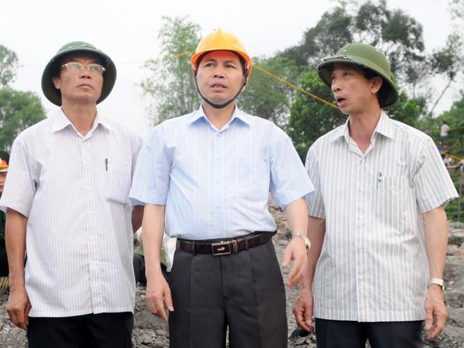 Ông Dương Ngọc Long - Chủ tịch UBND tỉnh Thái Nguyên: Chưa thể khởi tố vì cần làm rõ nguyên nhân trước. Ảnh: Tuấn Nguyễn