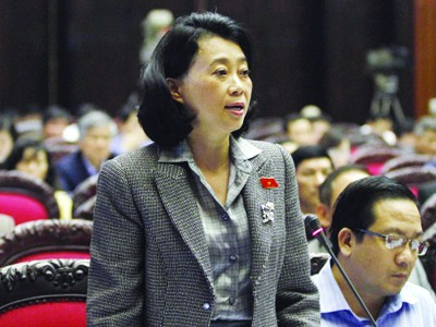 Đại biểu Đặng Thị Hoàng Yến