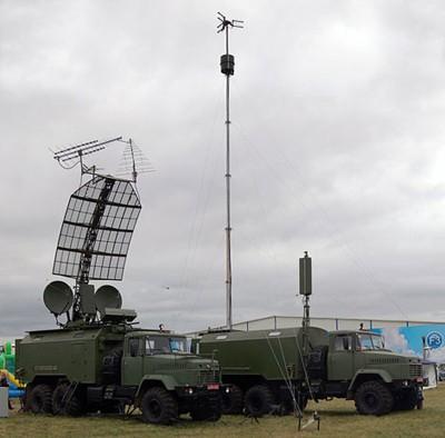 Hệ thống radar trinh sát thụ động Kolchuga của Ukraine có thể phát hiện máy bay tàng hình