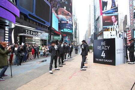 Galaxy S IV sẽ được giới thiệu chính thức tại New York vào sáng mai 15-3
