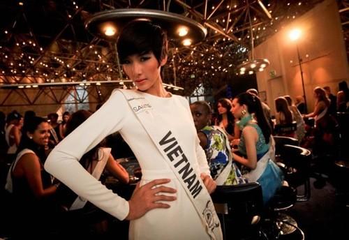 Những mái tóc tém 'thương hiệu' của sao Việt - ảnh 5