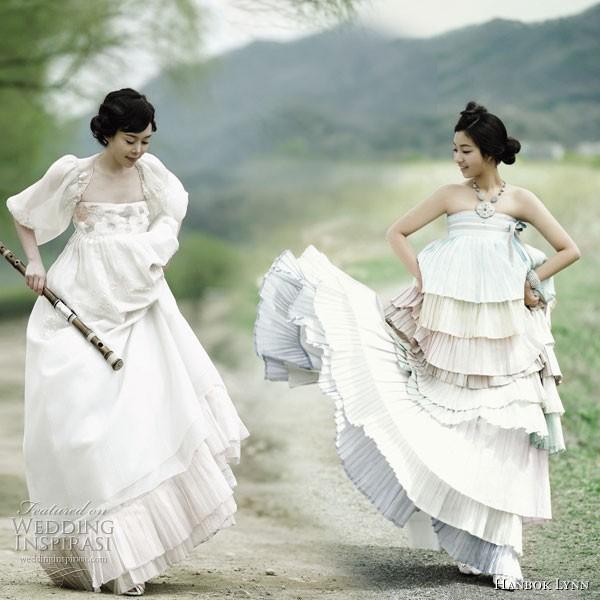 Quyến rũ trang phục cưới Hanbok hiện đại - ảnh 6
