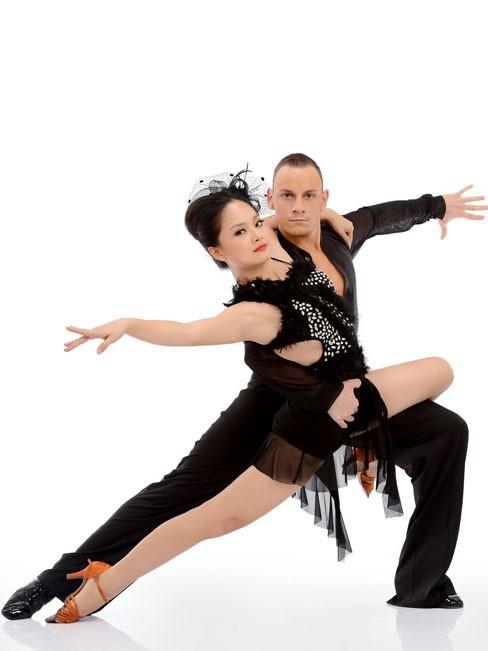 Những cặp đôi gợi cảm của Bước Nhảy Hoàn Vũ - ảnh 7