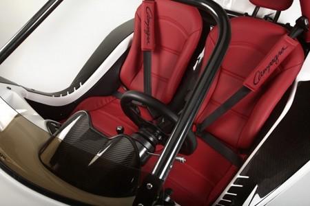 Campagna T-REX 16S: xe 3 bánh hạng sang - ảnh 5