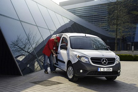 Lộ diện Citan van – Mercedes-Benz - ảnh 10