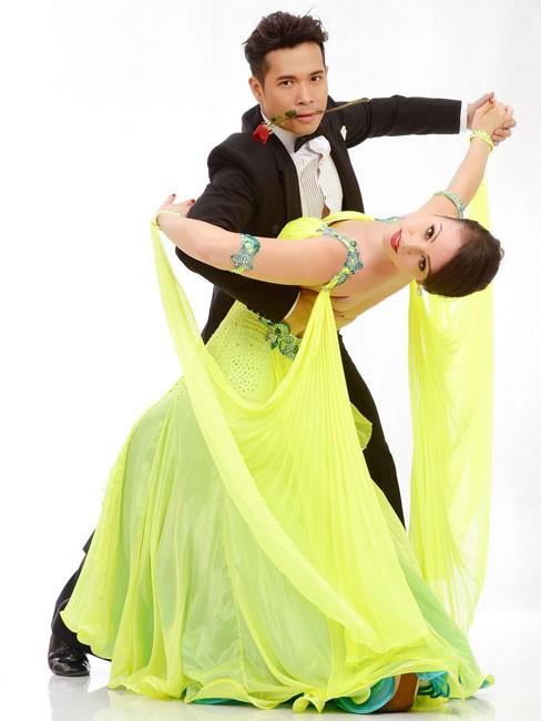Những cặp đôi gợi cảm của Bước Nhảy Hoàn Vũ - ảnh 5