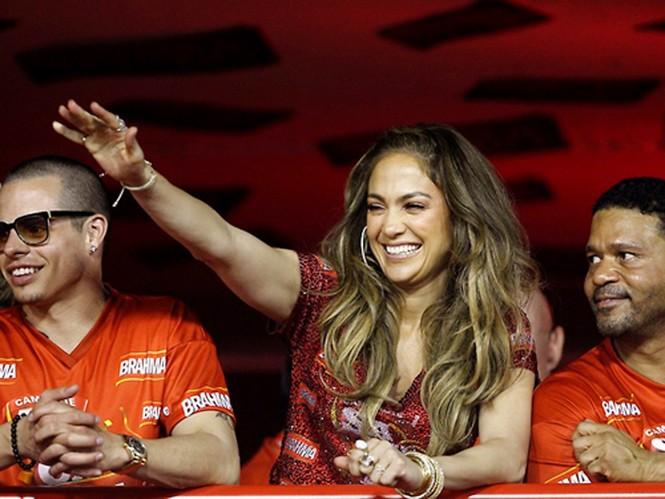 Diva Jennifer Lopez là khách mời danh dự của lễ hội