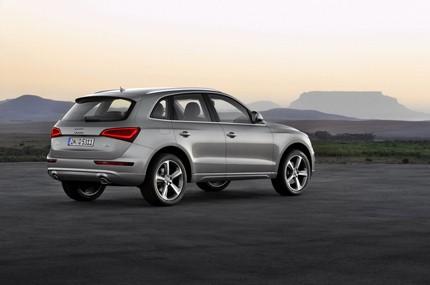 2013 Audi Q5 bản nâng cấp lộ diện - ảnh 5