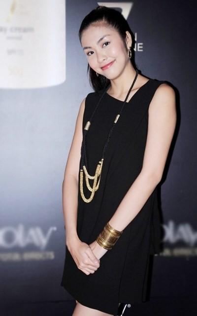 Thời trang tóc của Tăng Thanh Hà - ảnh 16