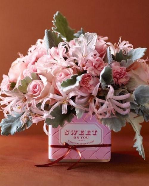 Những ý tưởng trang trí lãng mạn cho Valentine - ảnh 23