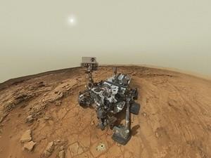 Phát hiện xương động vật lạ trên... Sao Hỏa - ảnh 1