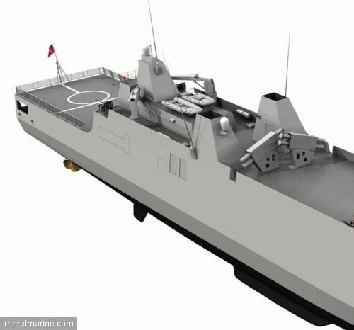 Uy lực chiến hạm tàng hình SIGMA Việt Nam nhắm tới - ảnh 8