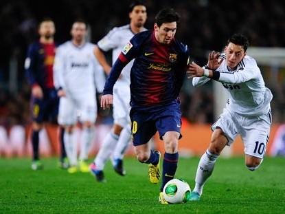 Ở Bernabeu, Barca buộc phải giành chiến thắng