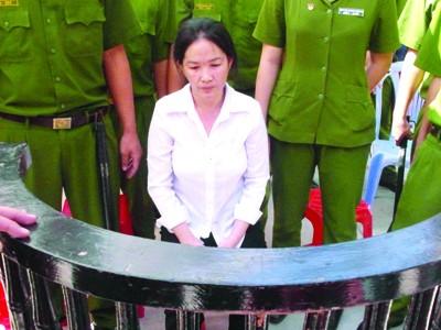 Bà Dư Kim Liên thừa nhận hành vi như cáo trạng truy tố