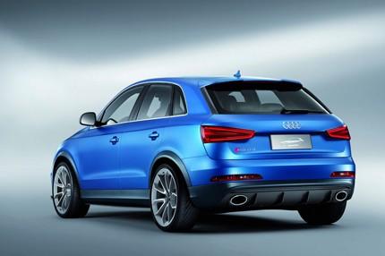 Audi đưa RS Q3 Concept tới Trung Quốc - ảnh 3