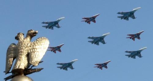 Ẩn số sức mạnh Không quân Nga - ảnh 1
