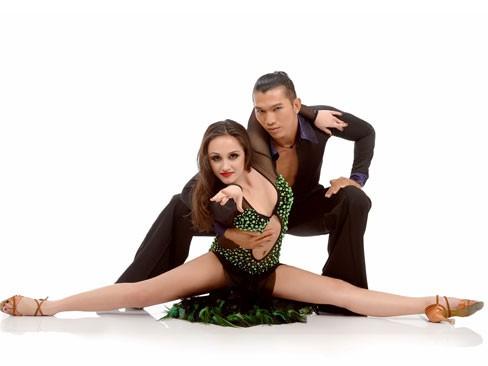 Những cặp đôi gợi cảm của Bước Nhảy Hoàn Vũ - ảnh 8