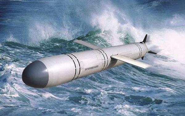 Tên lửa đối hạm có khả năng phóng từ tàu ngầm và tàu mặt nước 3M-54E1